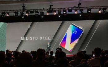 IFA 2017: LG V30 enthüllt
