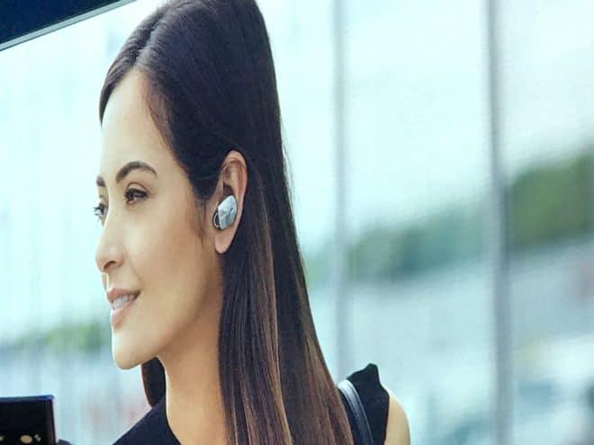 Sony True Wireless WF-1000X sony IFA 2017: Sony stellt erste Smartphones mit Android Oreo vor, kabellose InEar Kopfhörer kommen IMG 3276