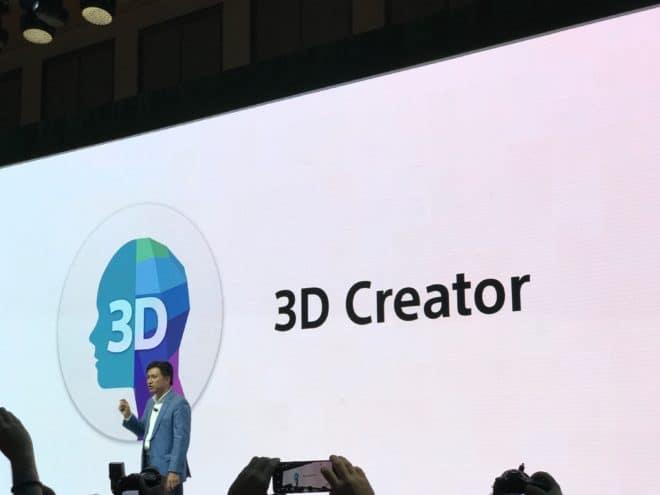 Sony 3D Creator sony IFA 2017: Sony stellt erste Smartphones mit Android Oreo vor, kabellose InEar Kopfhörer kommen IMG 3311
