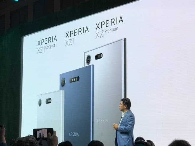 Sony Xperia XZ1 sony IFA 2017: Sony stellt erste Smartphones mit Android Oreo vor, kabellose InEar Kopfhörer kommen IMG 3338