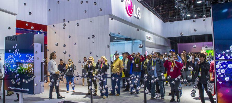 LG V30 soll neue Maßsstäbe in der Smartphone-Fotografie setzen
