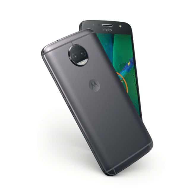 Motorola Moto G5S motorola Motorola Moto G5S (Plus) präsentiert MotoG5SPlus NFC LunarGray Design 660x660