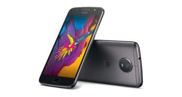 Motorola Moto G5S (Plus) präsentiert