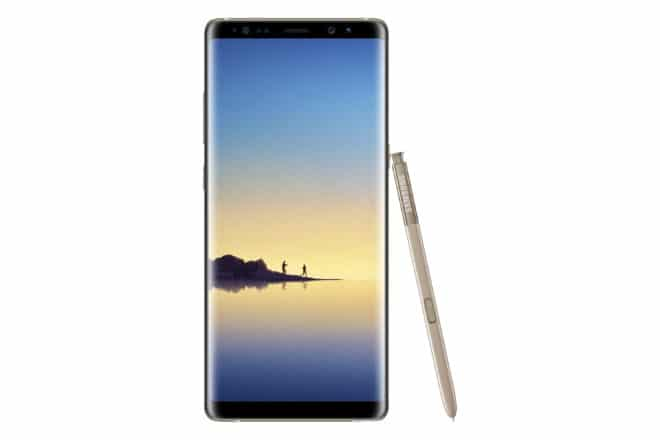 samsung Samsung Galaxy Note 8 enthüllt galaxy note8 maple gold single 36618048831 o 660x440