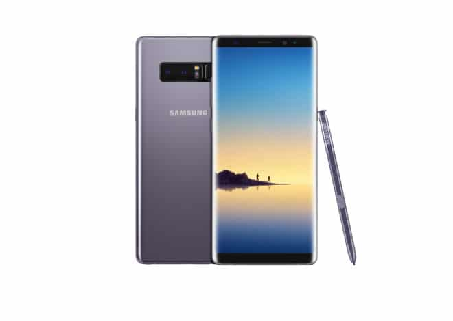 samsung Samsung Galaxy Note 8 enthüllt galaxy note8 orchid gray dual 36710315056 o 660x467