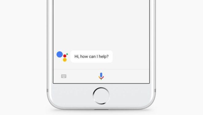 Google Assistant für iPhone google assistant Google Assistant für iPhone veröffentlicht google assistant iphone 660x375