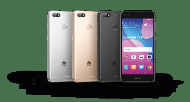 Huawei Y6 Pro 2017 huawei IFA 2017: Huawei Y6 Pro 2017 kommt im Septemer in den Handel huawei y6 pro 2017 660x354