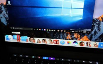 Parallels Desktop 13 mit Touch Bar Kompatibilität ist da
