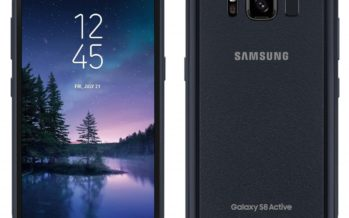 Samsung stellt Outdoor-Flaggschiff Samsung Galaxy S8 Active vor