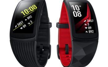 Samsung Gear Fit 2 Pro enthüllt