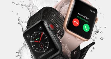 Apple stellt neue Watch Series 3 mit WatchOS 4 vor