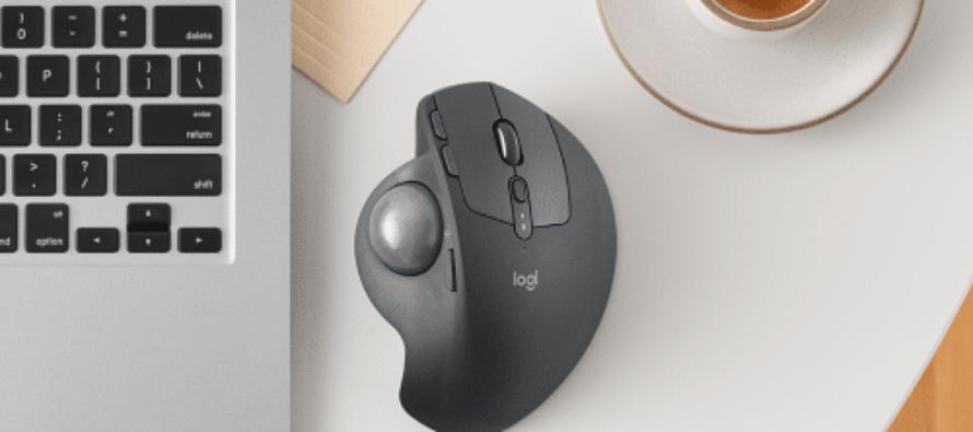 Logitech zeigt neuen MX Ergo