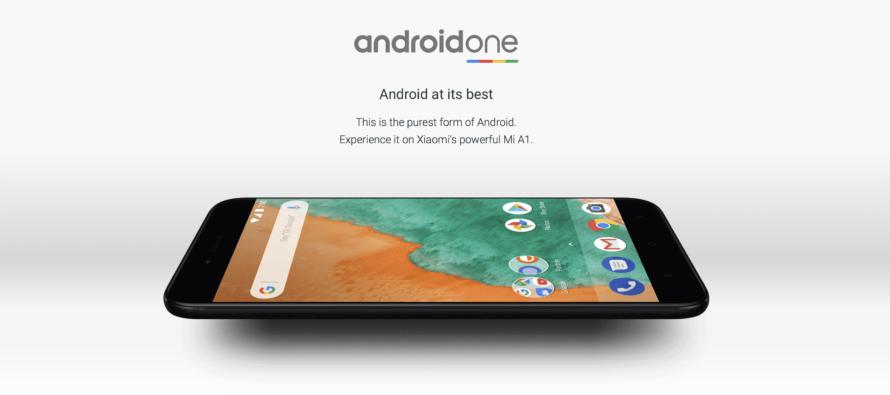 Xiaomi Mi A1 erobert mit purem Android One Europa