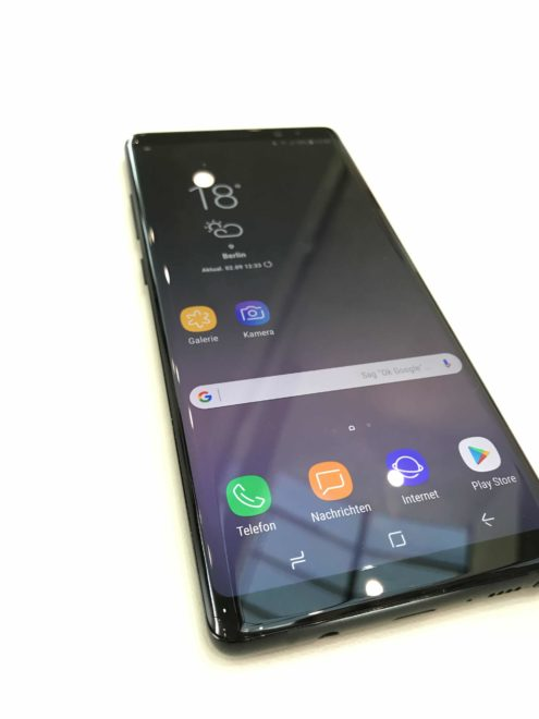 samsung HandsOn: Samsung Galaxy Note 8 – Das Flaggschiff ist zurück IMG 3671 e1504435884139 495x660