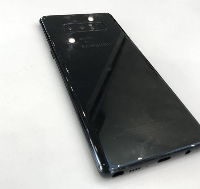 samsung HandsOn: Samsung Galaxy Note 8 – Das Flaggschiff ist zurück IMG 3681 e1504435662490 660x625