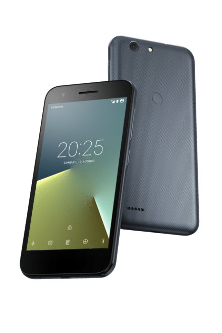 vodafone Vodafone Smart E8: Einsteigersmartphone kommt in Handel Vodafone Smart E8 440x660