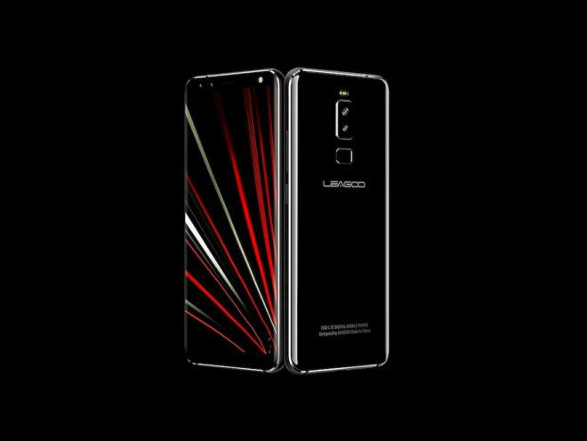 Leagoo S8 leagoo Leagoo S8 und S8 Plus machen Samsung Galaxy S8 weltweit Konkurrenz leagoo s8 660x496