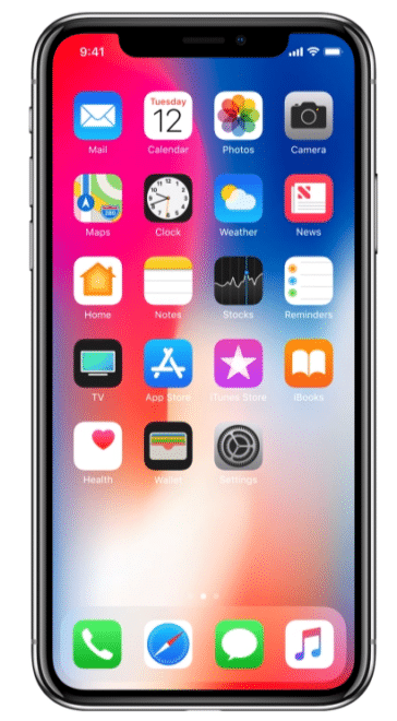 apple enthüllt iphone x: das iphone. Apple enthüllt iPhone X: Das iPhone. screenshot14 364x660