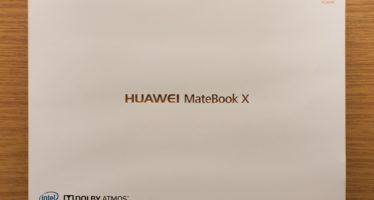 Test: Huawei MateBook X – Kann Huawei auch Notebooks?