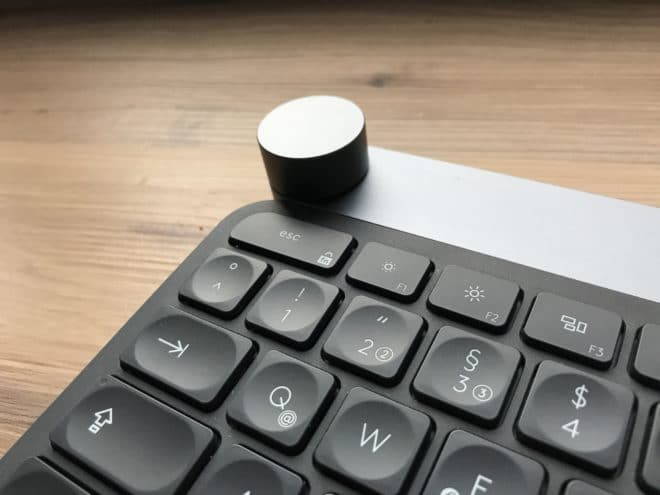 Logitech CRAFT im Testbericht: All-In-One-Tastatur will zum teuren Alleskönner werden 63978B4F 2328 484D B83A 56DCC5BCB634 660x495