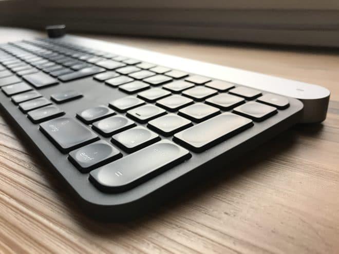Logitech CRAFT im Testbericht: All-In-One-Tastatur will zum teuren Alleskönner werden 8533A297 CE71 4D5D B668 0F879B49FFE9 660x495
