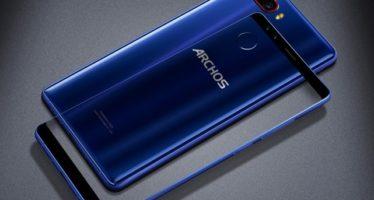 Neues Highend-Smartphone Archos Diamond Omega macht den globlal Playern nach