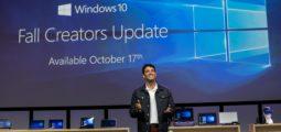 Windows 10 Fall Creators Update seit heute verfügbar