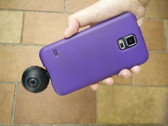 Insta360 Air  Insta360 Air unter der Lupe: Kleine 360-Grad-Kamera ganz groß IMG 20170704 130633 660x495