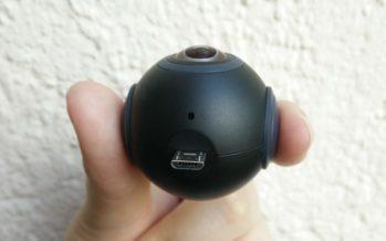 Insta360 Air unter der Lupe: Kleine 360-Grad-Kamera ganz groß