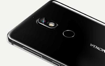 Nokia 7 kommt bald nach Europa: Das abgespeckte Nokia 8