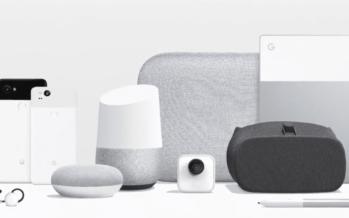 Pixel 2 Event Überblick – Produktfeuerwerk bei Google