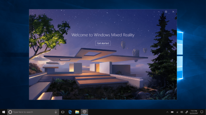 Windows 10 Fall Creators Update - Mixed Reality windows 10 Windows 10 Fall Creators Update seit heute verfügbar Windows Mixed Reality 660x371