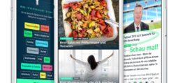 SQUID die App für den individuellen News-Mix