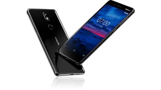 Nokia 7 nokia 7 Nokia 7 kommt bald nach Europa: Das abgespeckte Nokia 8 nokia 7 the design 660x371