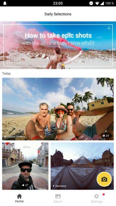Insta360 Air  Insta360 Air unter der Lupe: Kleine 360-Grad-Kamera ganz groß screen1 371x660