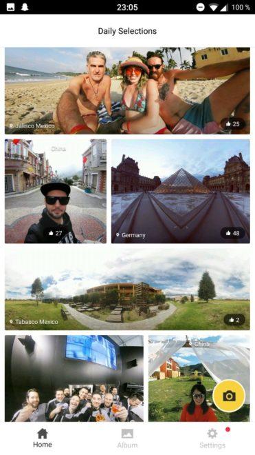 Insta360 Air  Insta360 Air unter der Lupe: Kleine 360-Grad-Kamera ganz groß screen2 371x660