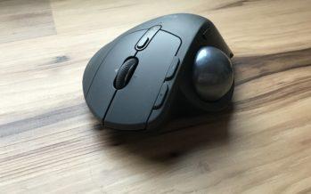 Logitech MX Ergo getestet: Der Trackball feiert ehrenvolles Comeback