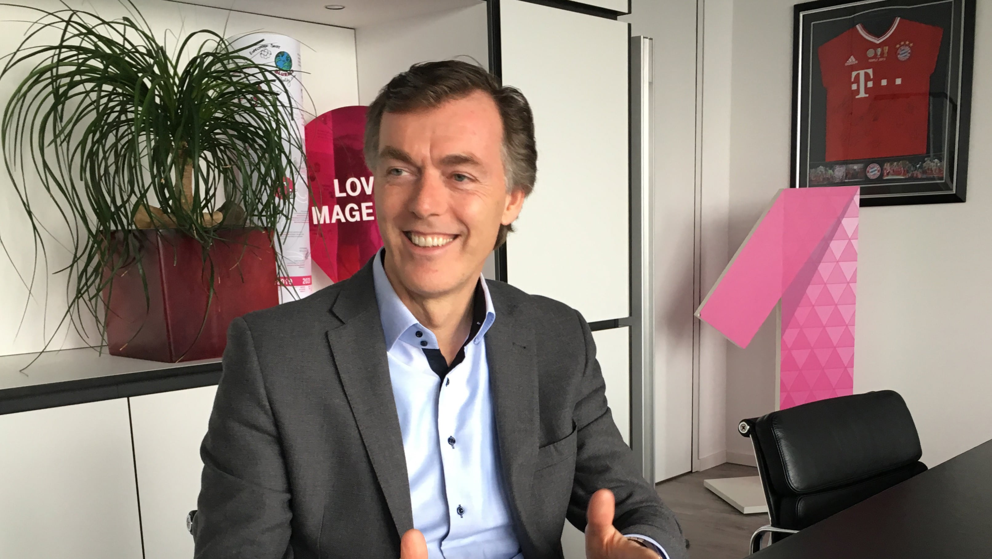 Telekom Interview