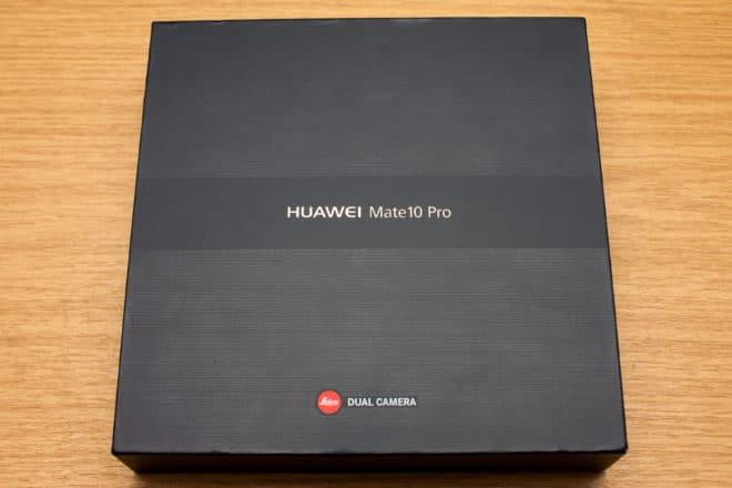 Huawei Mate 10 Pro huawei mate 10 pro Huawei Mate 10  Pro im Test: Was kann das Flaggschiff mit der Leica-Linse? 01 Verpackung geschlossen 660x440