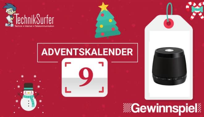 Adventskalender 2017 JAM  Adventskalender Tag 9: Weihnachtslieder überall mit JAM Adventskalender 092017 JAM 660x379