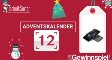 Adventskalender 12: Power-Smartphone von Gigaset