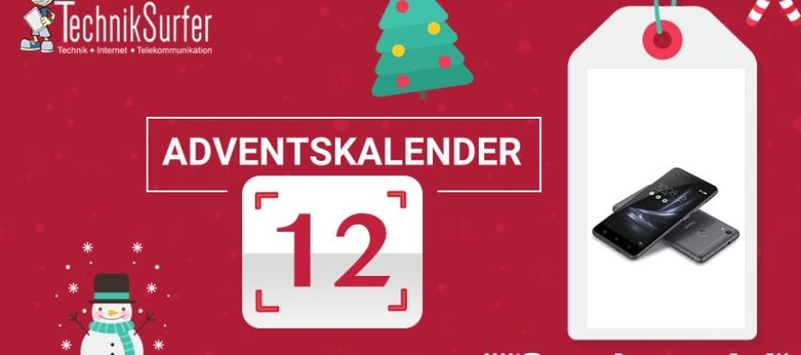 Adventskalender 12: Power-Smartphone von Gigaset