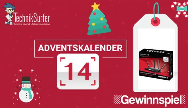 Adventskalender 2017 Tag 14 adventskalender Adventskalender Tag 14: Schnell, schneller, W-LAN von Netgear Adventskalender 142017 Netgear 660x379
