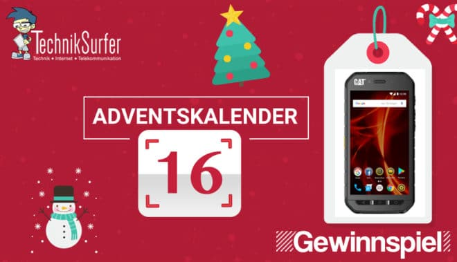 Adventskalender CAT 2017 adventskalender Adventskalender Tag 16: Der smarte Outdoorprofi von CAT Adventskalender 162017 CAT 660x379