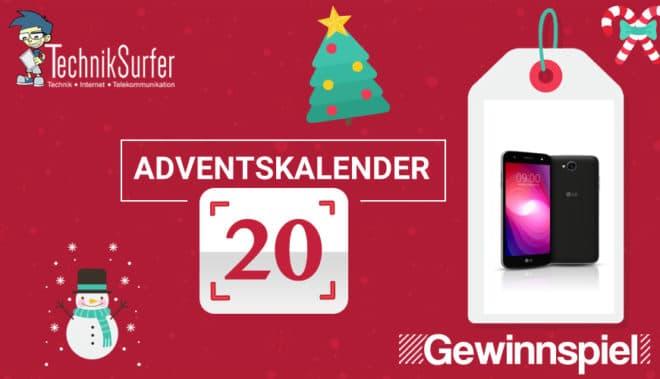 Adventskalender 2017 LG adventskalender Adventskalender Tag 20: Mit LG aufgeladen durch den Tag Adventskalender 192017 LG 660x379
