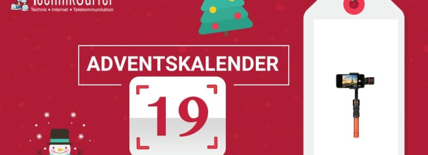 Adventskalender Tag 19: Hollywoodreife Aufnamen dank Rollei