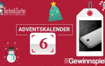 Adventskalender Tag 6: Ein Smartphone zum Nikolaus