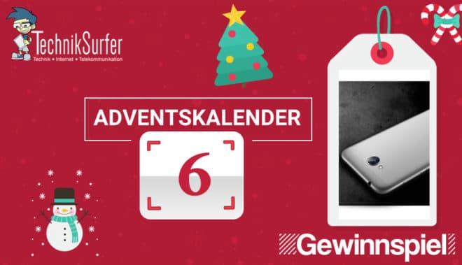TechnikSurfer Adventskalender Tag 6 adventskalender Adventskalender Tag 6: Ein Smartphone zum Nikolaus Adventskalender 2017 06 Honor 660x379
