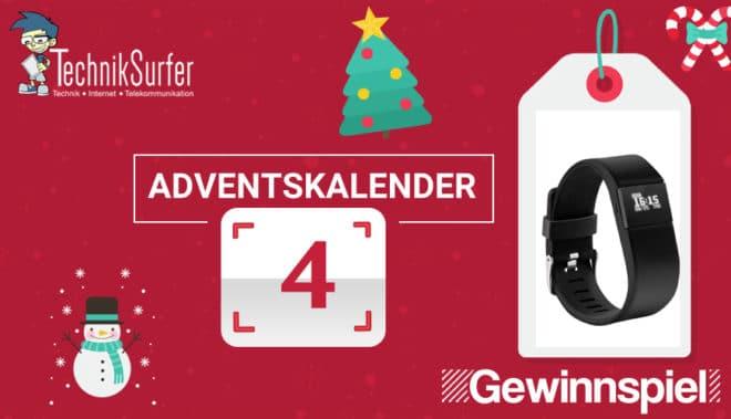 TechnikSurfer Adventskalender adventskalender Adventskalender Tag 4: Sportlich unterwegs mit dem Fitnesstracker von acme Adventskalender acme 0417 660x379