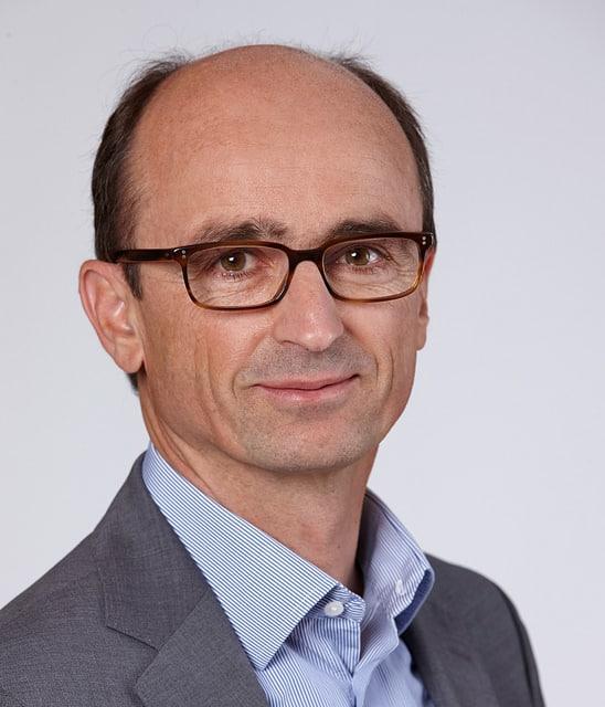 """Dr. Christoph Clément vodafone Netzfragen: """"Wir können nicht bei 50 Megabit stehen bleiben"""" clement"""